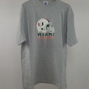 University of Miami Hurricanes Football shirt